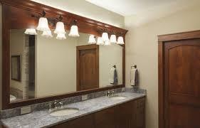 lighting in the bathroom. Residential Lighting - Bathroom In The