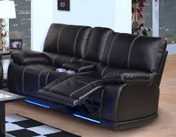 Black Leather Sectional Sofa With Recliner Amazing Sofa And Chair Inspirations More Design Sofas And Chairs