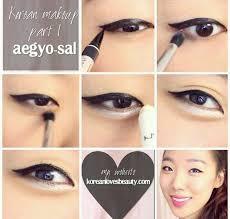 eyeliner kfashion korean korean style makeup ulzzang makeup