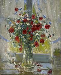 Pierre Eug Ne Montezin Bouquet De Fleurs Champ Tres Et