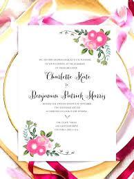Free Printable Wedding Invitations Online Free Printable Online