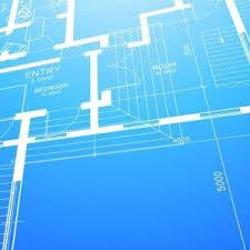 Construction Blueprint Wallpaper New Blueprint Background