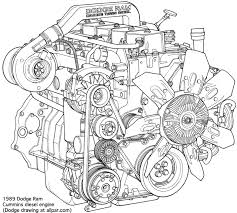 cummins 5 9 liter and 6 7 liter inline six cylinder diesel engines 1989 turbodiesel