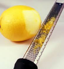 Image result for lemon zest