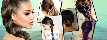 Rýchly účes Pre Dlhé Vlasy Na 5 Spôsobov Selfino