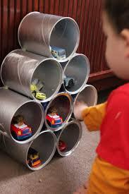 13 toy car garage