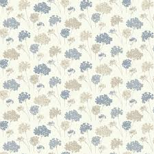 Anya Floral by Arthouse - Blue ...