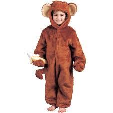 monkey deluxe kids costume