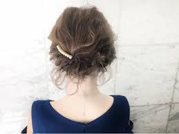 結婚式の二次会髪型華やかヘアアレンジを一挙ご紹介hair