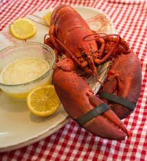 cooked lobsters.  Lobsters Lobsters29 On Cooked Lobsters