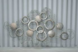 metal wall art hanging instructions