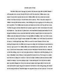 creative writing from sohrabs point of view in the kite runner  page 1 zoom in