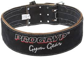 Titan Superflex Color Chart Progryp 4 Inch Super Flex Suede Power Lifting Belt