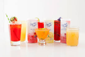 Light Cocktails Kick Off Happy Hour With These Crystal Light Cocktails