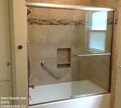 shower grab bar location bathroom