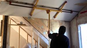 how to hang sheet rock how to hang sheetrock on a vaulted ceiling www gradschoolfairs com