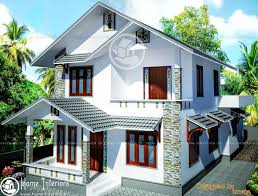 Small Picture Double Floor Beautiful Kerala Home Design Plan