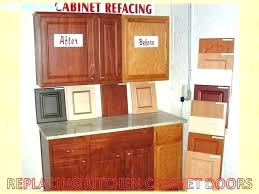 does lowes sell replacement cabinet doors refacing