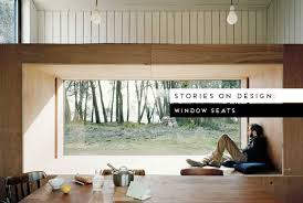 Window Seat Stories On Design Window Seats Curated By Yellowtrace