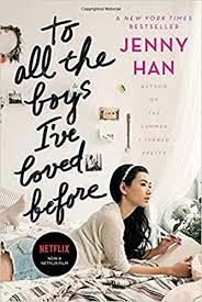Netflix just announced to all the boys i've loved before 2: Amazon Com To All The Boys I Ve Loved Before 1 9781442426702 Han Jenny Books