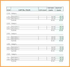 Free Business Plan Budget Template Excel For Personal Use Best ...