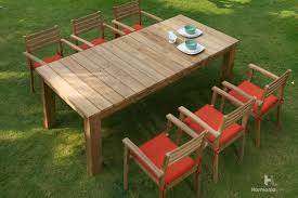 teak outdoor dining chairs. Dining Room:Wicker Patio Sets 7 Piece Teak Set Outdoor Bench Seat Chairs