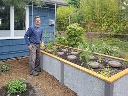 4 x12 x2 tall raised garden kit by
