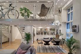 Cool Modern Loft Apartment In Gothenburg