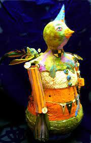 Milagros Bird: dreama kattenbraker | Art dolls, Ancient art, Art