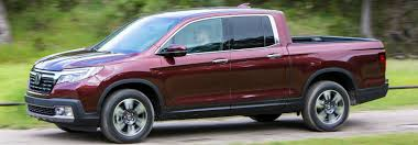 Honda Ridgeline Model Comparison Chart How Much Can The 2019 Honda Ridgeline Tow