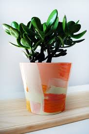 diy give old thrifted pots new life with paint