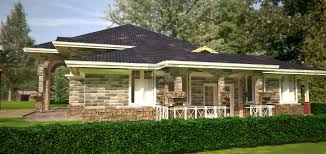 arched 4 bedroom bungalow