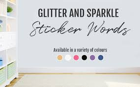 vinyl lettering and wall art stickers