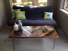 Best 25 Wood Pallet Coffee Table Ideas On Pinterest  Pallet Pallet Coffee Table With Hairpin Legs