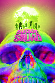 we re artists it s what we do behold phase of our tribute to suicide squad poster posse john aslarona skull skwad