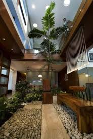 big modern indoor garden design inspiration
