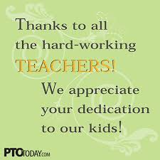 Appreciation Quotes For Teachers Amazing 48 Teacher Appreciation Quotes To Share With Your Community PTO Today
