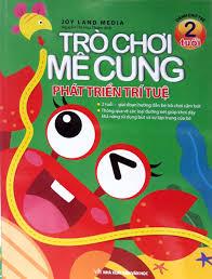 Sách Trò Chơi Mê Cung - Phát Triển Trí Tuệ (Dành Cho Trẻ 2 Tuổi) -  FAHASA.COM