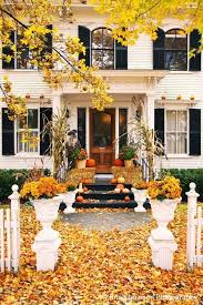 fall front door decorationsFall Porch Decor  Tomatoes for Cucumbers