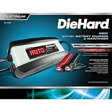 diehard platinum 6v 12v battery charger and maintainer sears diehard platinum 6v 12v battery charger and maintainer alternate image