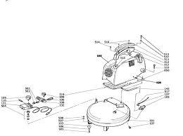 repair parts for the bostitch model cap60p of portable air cap60p of tank parts