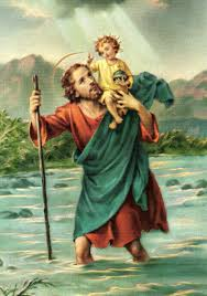 Resultado de imagen de fiesta de san cristobal martir