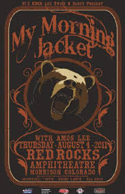 my morning jacket red rocks 2016
