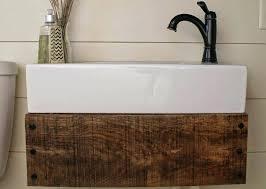 30 farmhouse sink. 30 Inch Farm Sink Bathroom Farmhouse White Style Rohl X 18