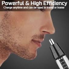 Ear and Nose Hair Trimmer for Men,Professional USB ... - Amazon.com