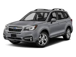 subaru forester 2018 news. beautiful subaru 2018 subaru forester base price 25i touring cvt pricing side front view for subaru forester news