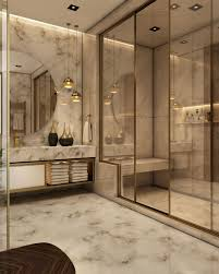 Luxury Bath Design Enchanting Luxurious Bathroom Decorating Ideas 033