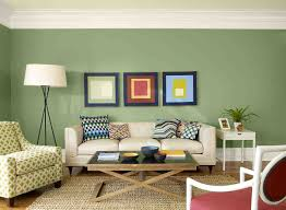 cheerful living room paint colors
