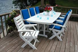 stylish white wood outdoor furniture garden chair in wood and other seating furniture for outdoor use