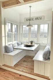 kitchen table with built in bench. Kitchen Table With Built In Bench Dining Room Furniture Cabinet Seating Medium . I